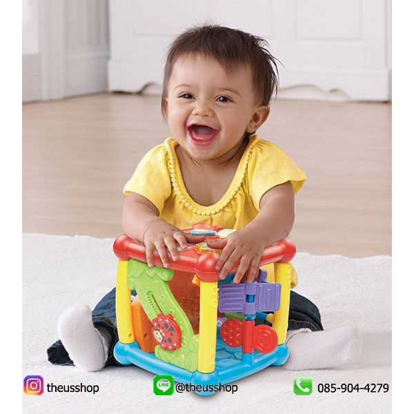 VTech Busy Learners Activity Cube-1