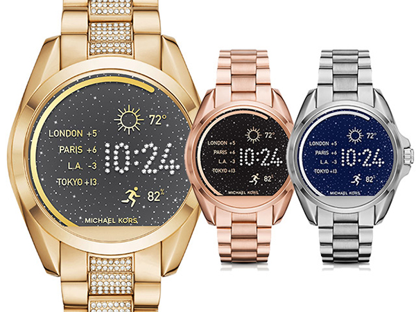 นาฬิกา michael kors smart watch